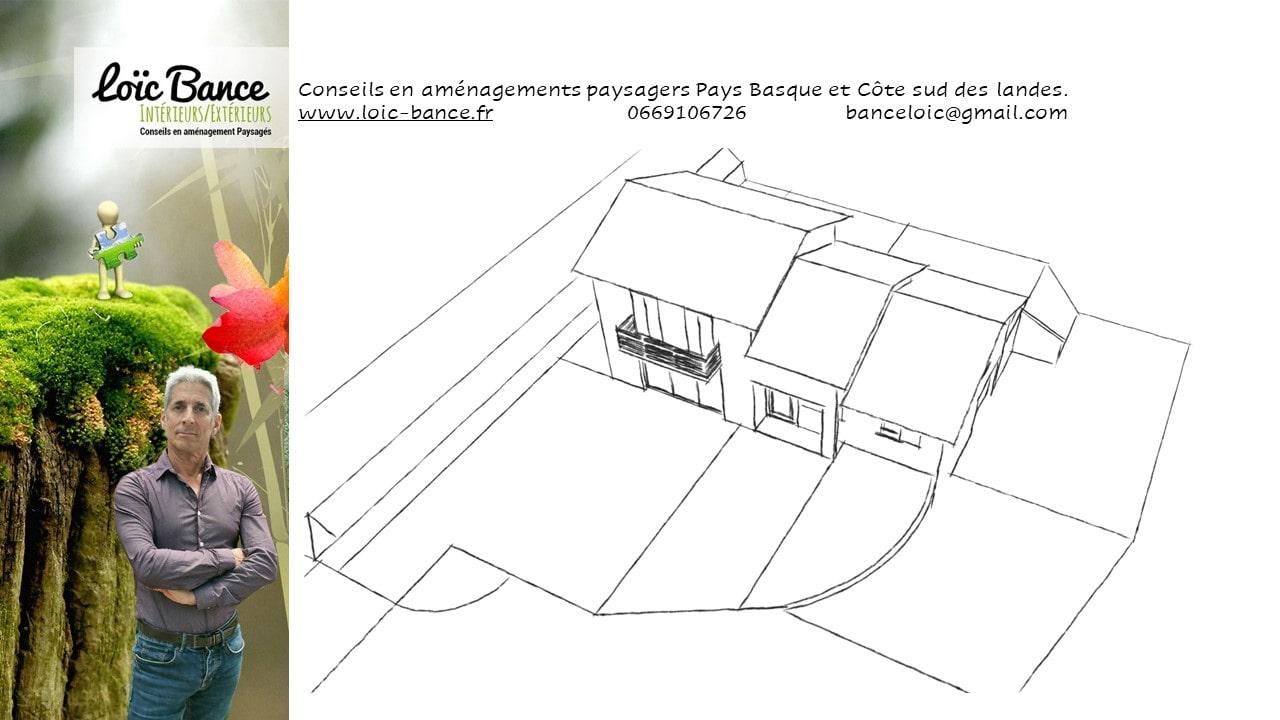 Paysagiste-Ahetze-croquis-menagement-paysager-3
