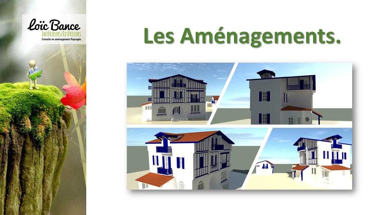 Paysagiste-Bayonne-croquis-maison-jardin-paysager